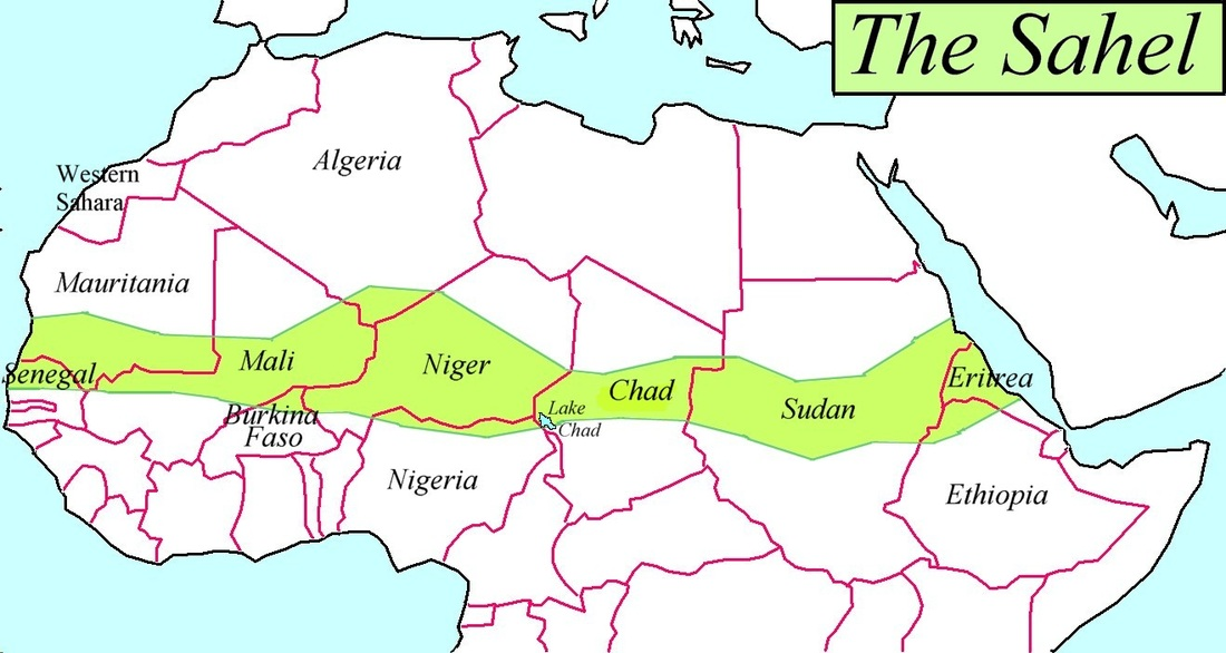 Image result for sahel region